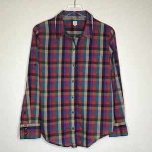 Madewell Perfect Checks Shirt